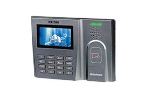MU260  网络型/U盘射频卡考勤终端