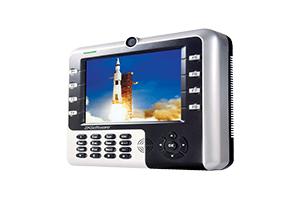 M2500  超宽屏多媒体射频卡考勤机