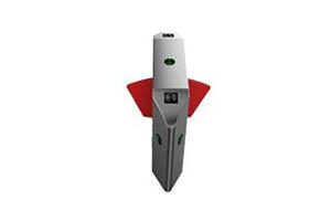 ZKT2402-J尖角软翼闸双机芯