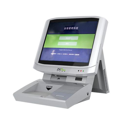 ZKVM01台式访客一体机